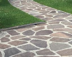porphyry slabs from Trentino